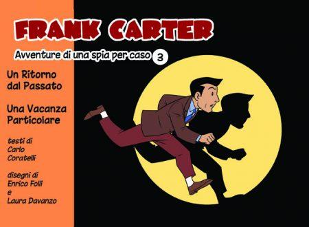 Frank Carter: dove trovare il terzo volume