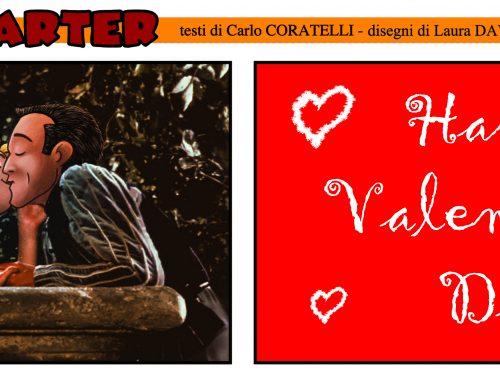 Felice San Valentino da Frank Carter!
